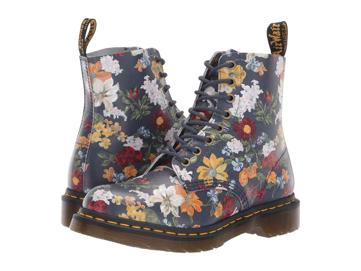 4b8c4c1b5f4 botines mujer dr. martens 1460 pascal darcy floral. Cargando zoom.