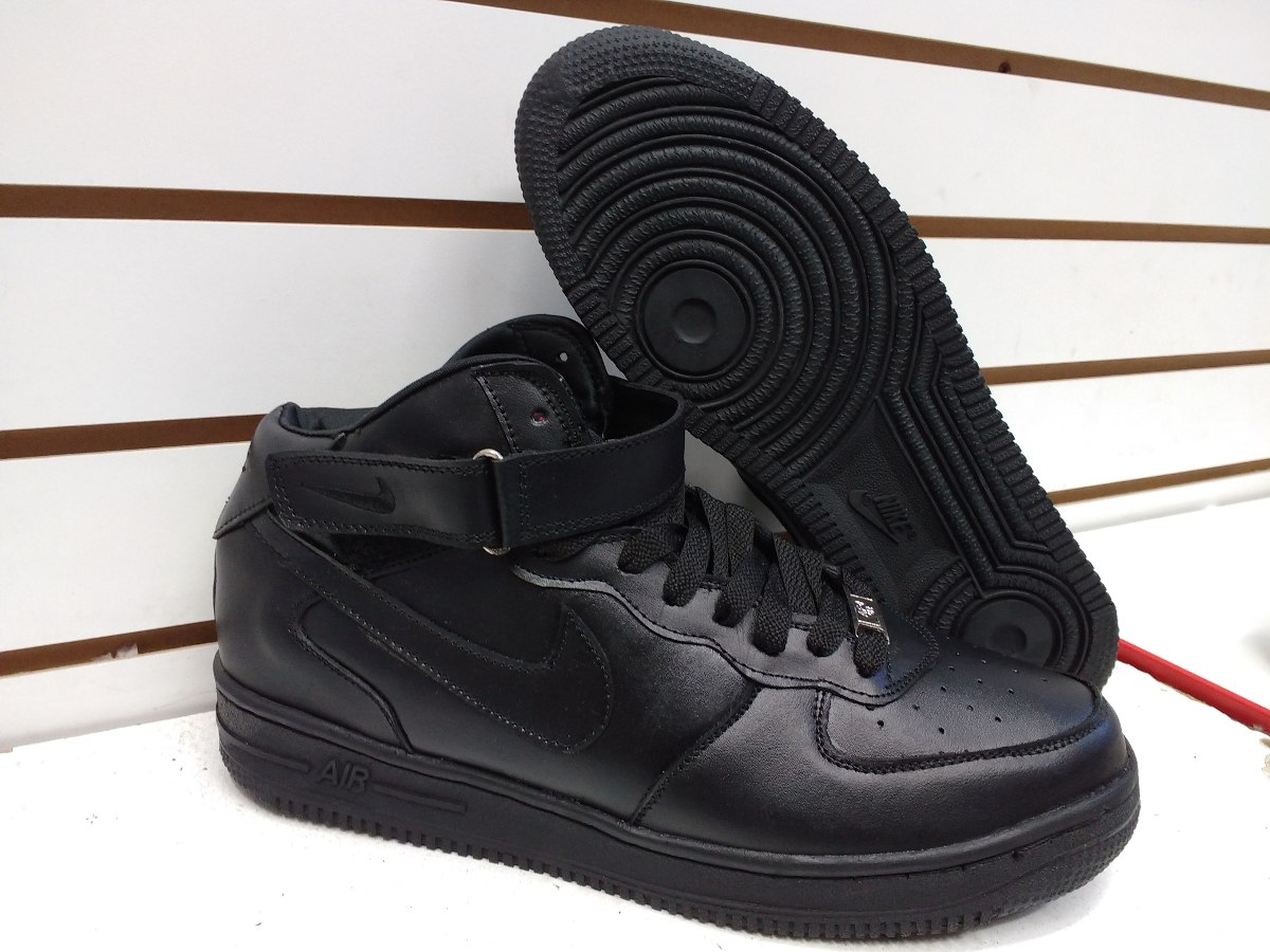 botines nike air force one