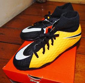 6149f7fe0 Botines Nike Botitas Cancha 11 - Deportes y Fitness en Mercado Libre  Argentina