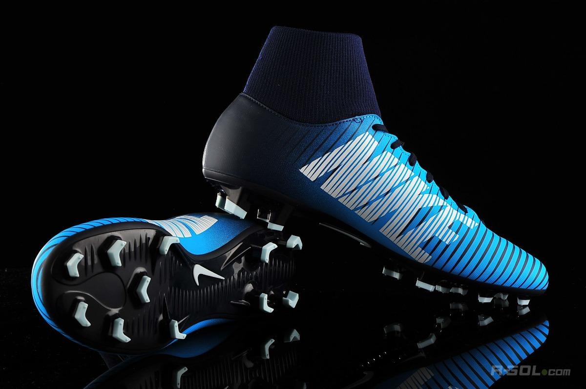 Botines Nike Botitas Mercurial Victory Vi Df Fg Azul -   2.399 efffd82d45d67