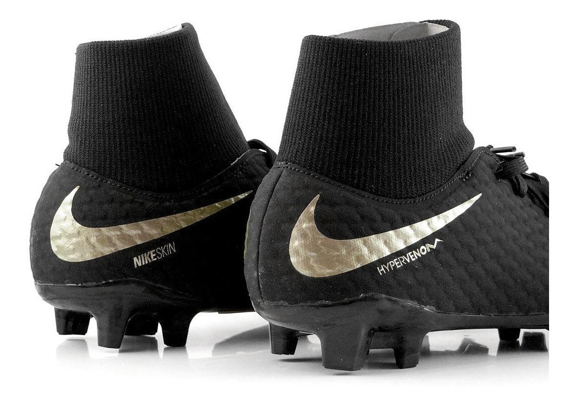 Botines Nike Hypervenom Phantom 3 Academy Df Fg (ah7268 090)