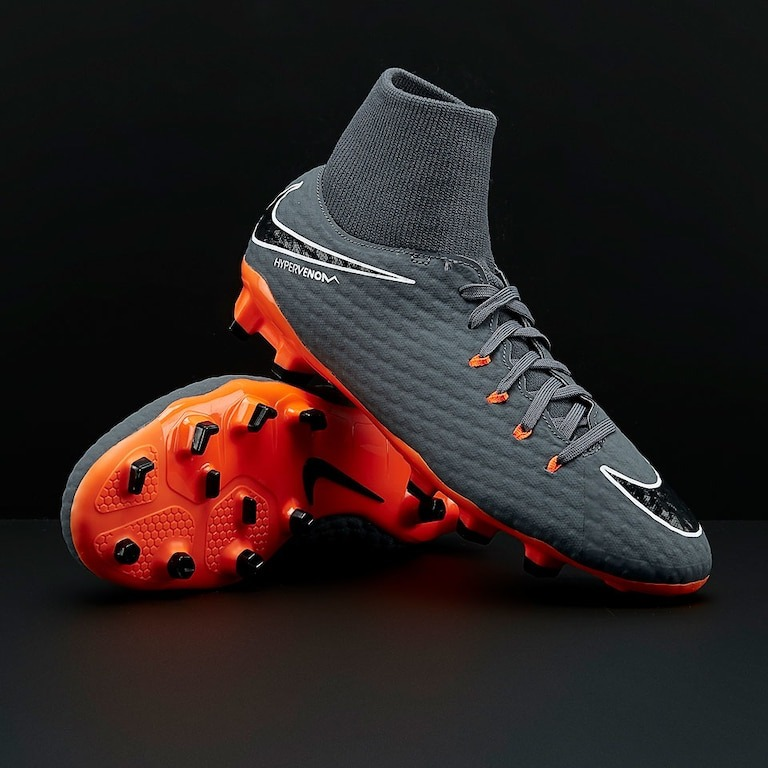0b4198a8b8bf9 Botines Nike Hypervenom Phantom 3 Academy Df Fg Pro Pasto -   2.999 ...
