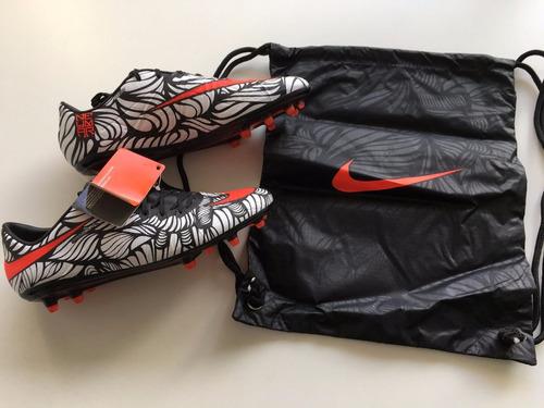 ca847dfb276 Botines Nike Hypervenom Phinish Njr Fg (10.5us) Neymar -   4.299