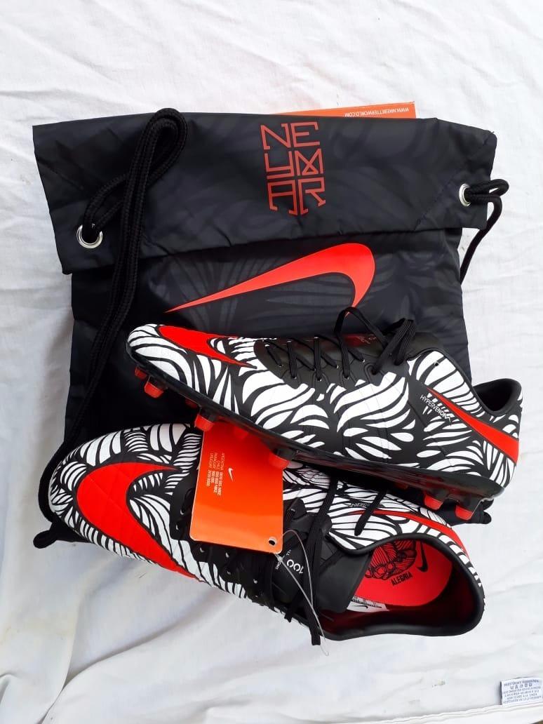 timeless design 09582 c7fa7 Botines Nike Hypervenom Phinish Njr Fg Nuevos