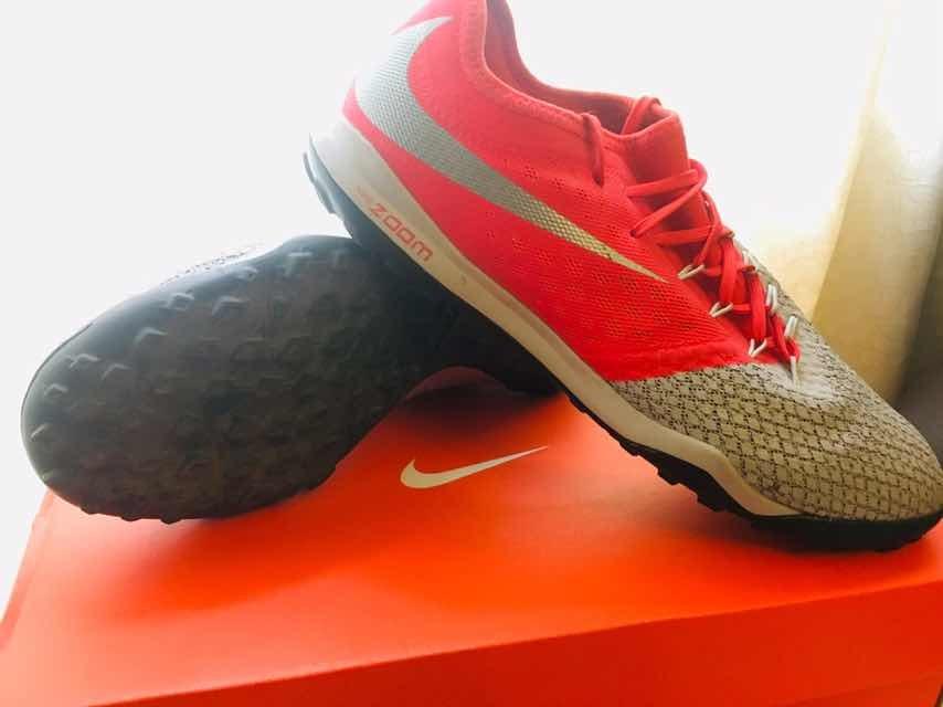 official photos ef254 1b4ad Botines Nike Hypervenom Zoom 3 Pro Tf - $ 3.300,00