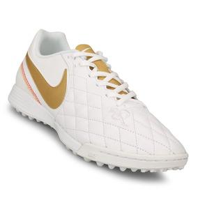 28715194 Botines Nike Dorados - Botines Nike para Adultos en Mercado Libre Argentina