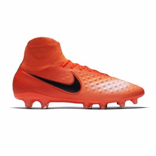 e8b6c1837c0dc Botines Nike Magista Orden 2 Fg - Naranja - Originales -   6.271