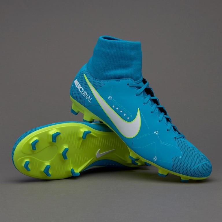 Botines Nike Mercurial Botita Neymar Niño Fg - $ 3.430,96 en Mercado ...