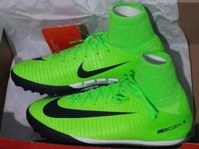 c658f98c0 Botines Futbol 5 Nike Mercurial Botitas - Botines en Mercado Libre ...