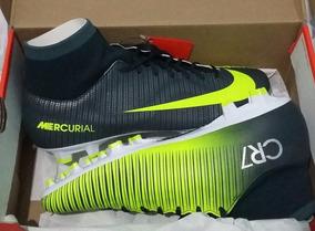 d58e086754 Adulto Tacos Nike Mercurial Cr7 Modelo Pes 2013 P Botines - Fútbol en  Mercado Libre Argentina