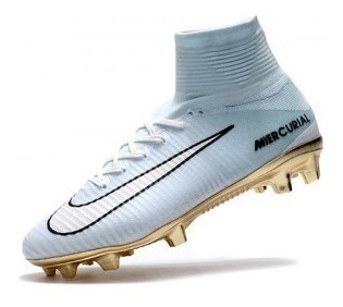 uk availability 57cf3 d8698 Botines Nike Mercurial Superfly C R 7 - Niños! -