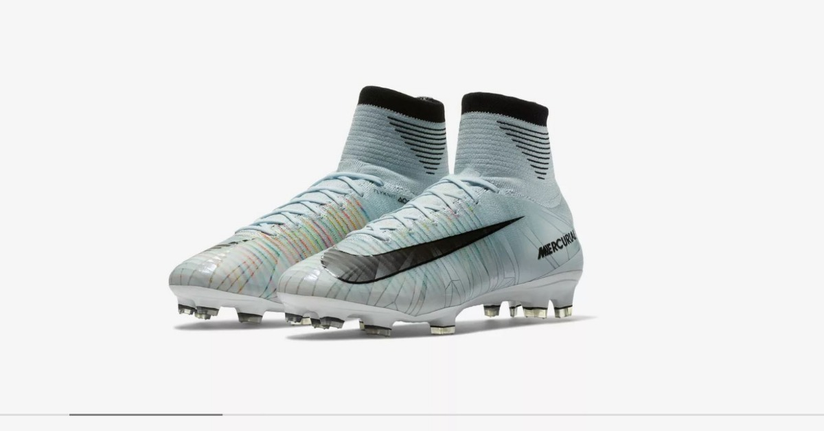 low priced bc823 b8ee8 botines nike mercurial superfly v df cr7 fg 852511-401. Cargando zoom.