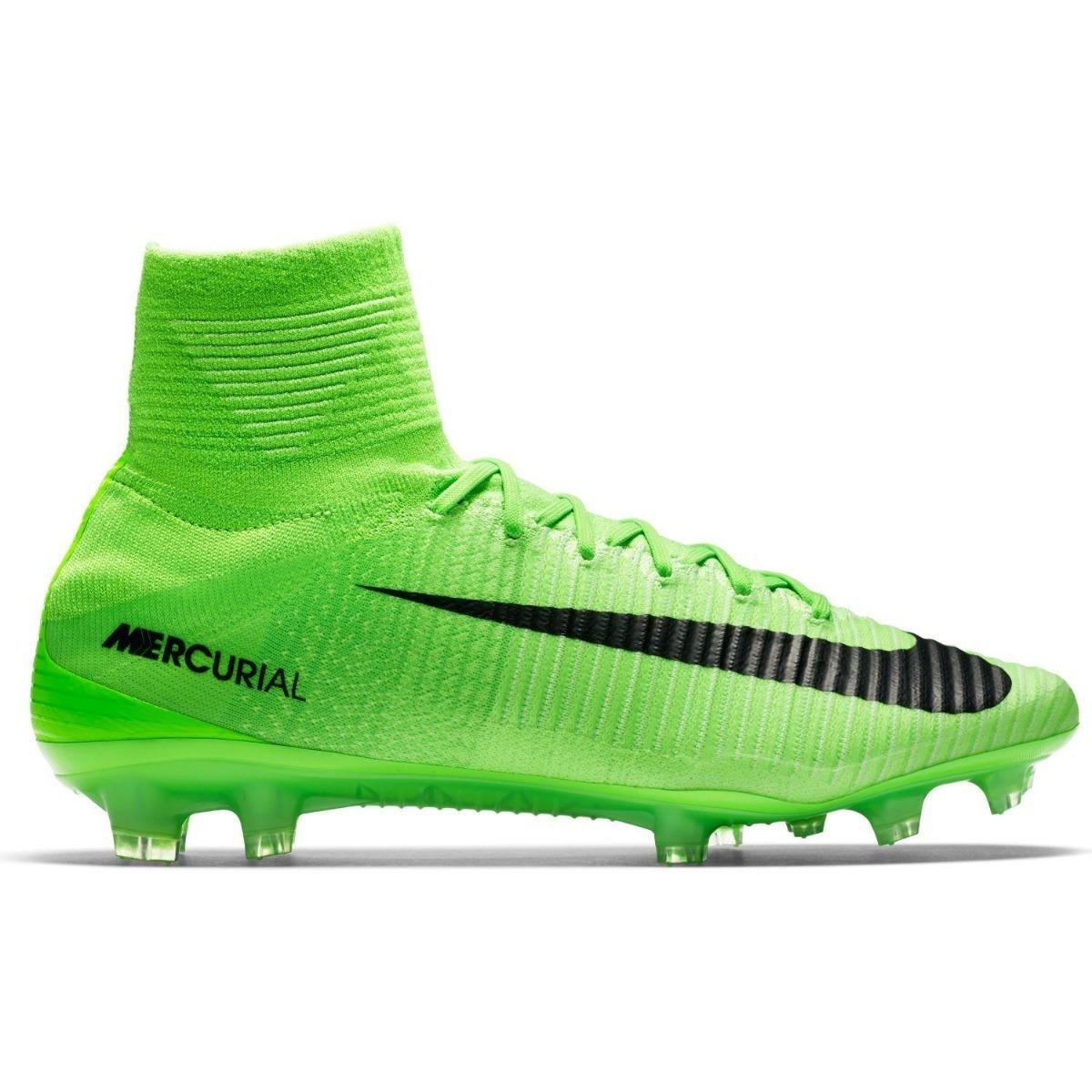 bea61b446527f Botines Nike Mercurial Superfly V Profesionales Bota Futbol ...