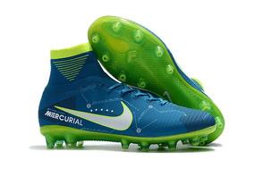 super popular 5cb66 280ce Botines Nike Mercurial Superfly V Sx Neymar T35-45