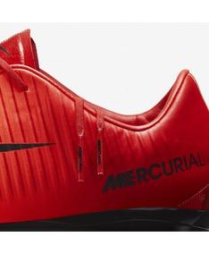 66ce354ef50 Botines Nike Mercurial Rojas Talle 37 - Botines en Mercado Libre ...