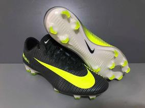 a03b71f5b9 Adulto Tacos Nike Mercurial Cr7 Modelo Pes 2013 P - Botines Nike ...