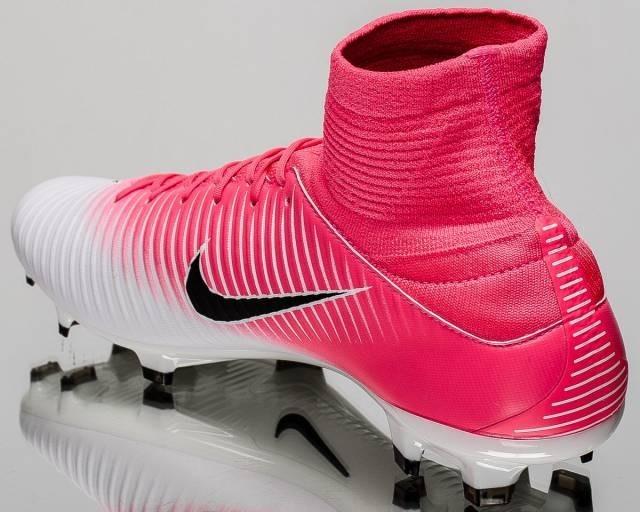 Botines Nike Mercurial Veloce Iii Fg Rosas Botitas   Enviogr ... 5383edaf1418e
