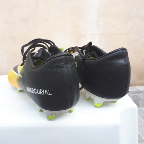 botines nike mercurial victory con tapones