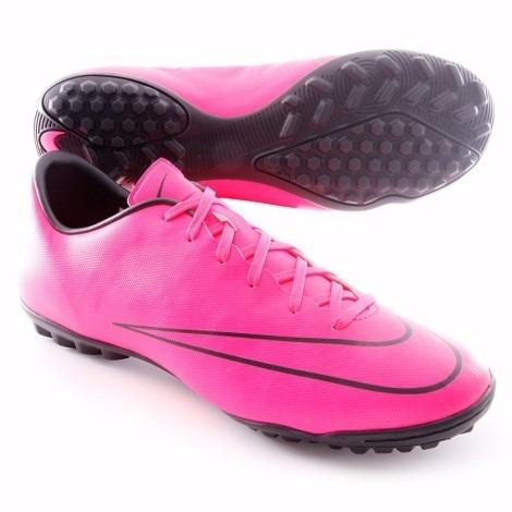 Nike Rosados Botines