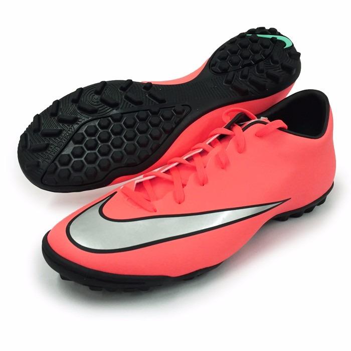 3a70d176e5cd8 Botines Nike Mercurial Victory V Tf Jr Papi Niños 651641-803 ...