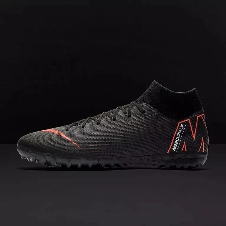 044a93619d8 Botines Nike Mercurialx Superfly Vi Academy Tf-hombre-negro ...