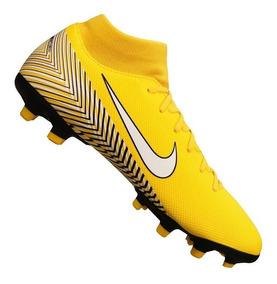 Botines Nike Superfly 6 Academy Njr Fg/mg Neymar Ao9466-710