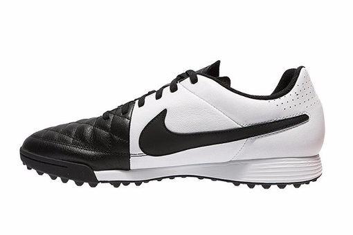 b02ca9eba2bc1 Botines Nike Tiempo Genio Leather Tf Papi Futbol Oferta -   1.650
