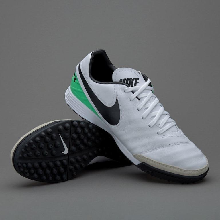 Botines Nike Tiempo Mystic V Tf Green   Futbol 5   Oferta -   1.799 ... 0130952235d45