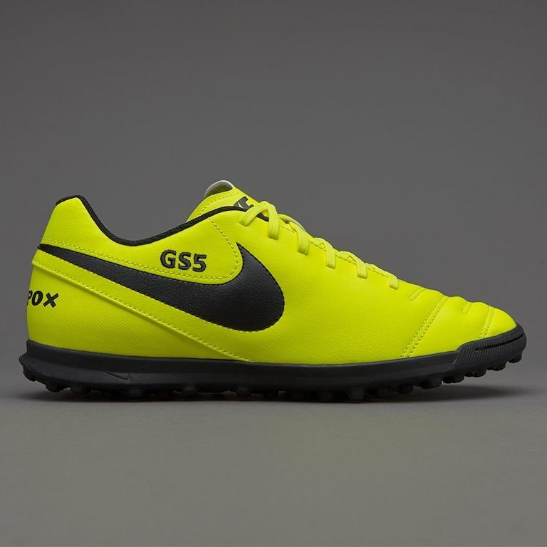 2d710fc25f1f7 Botines Nike Tiempo Rio Iii Tf Yellow !!! Oferta !!! -   1.199