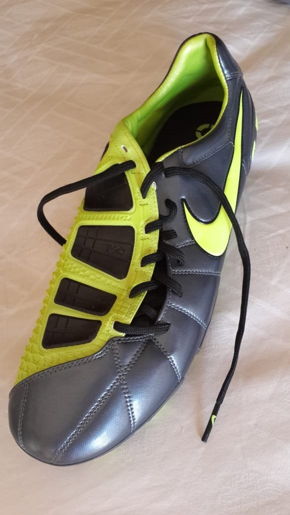 b1dc0dce1 botines nike total 90 talle 45 césped natural oportunidad!!! Cargando zoom.