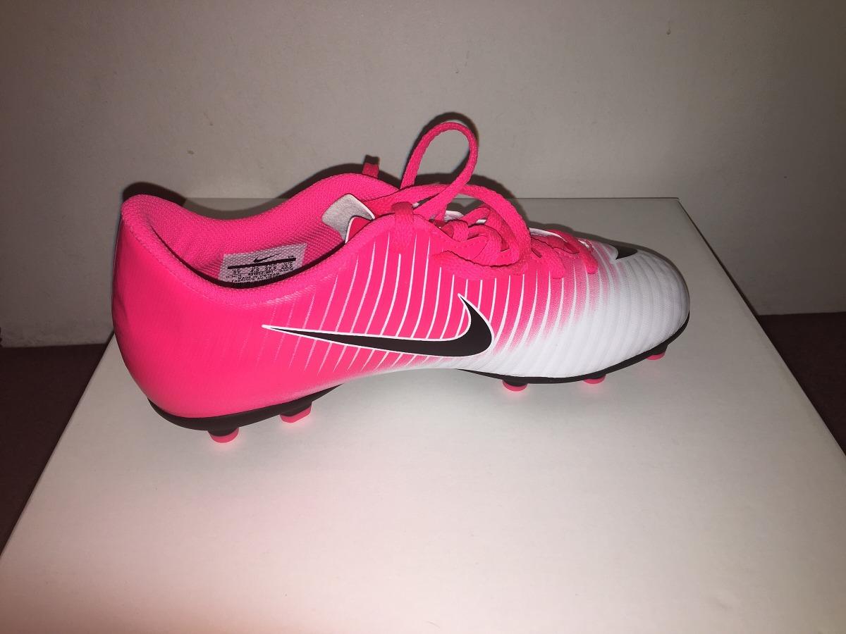 2bad25e991273 Botines Nuevos Nike De Mujer hombre Tapones Talle 36 (23