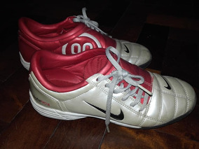 357fe5fe2 Botines Papi Futbol Nike Minuto 90 Ed. Limitada Historicos