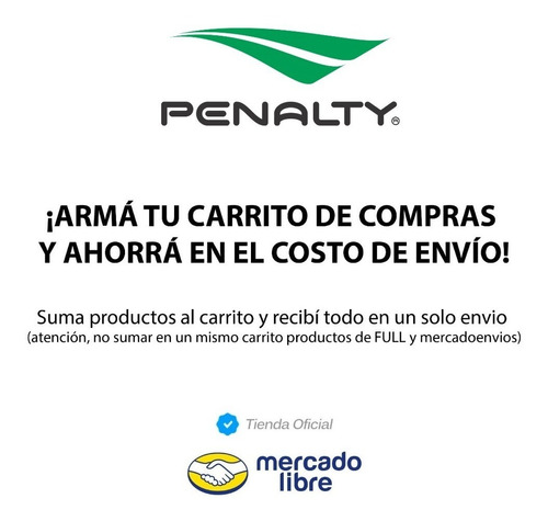 botines penalty speed xx campo