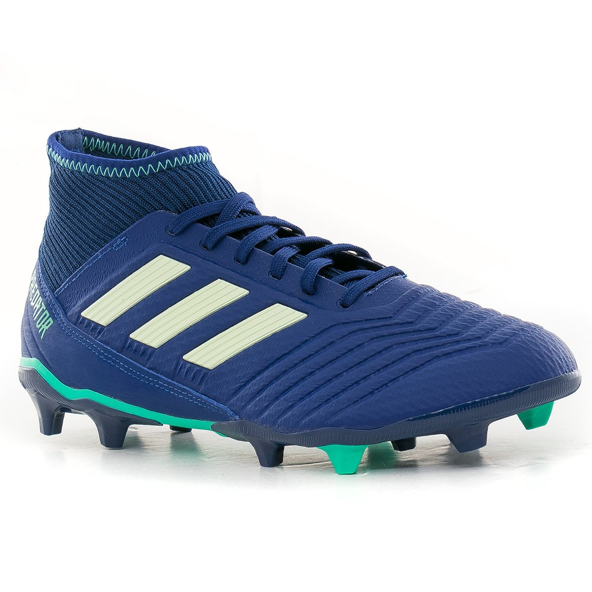 the latest 190b5 e87f0 ... where can i buy botines predator 18.3 firm ground azul adidas. cargando  zoom. d7a4d