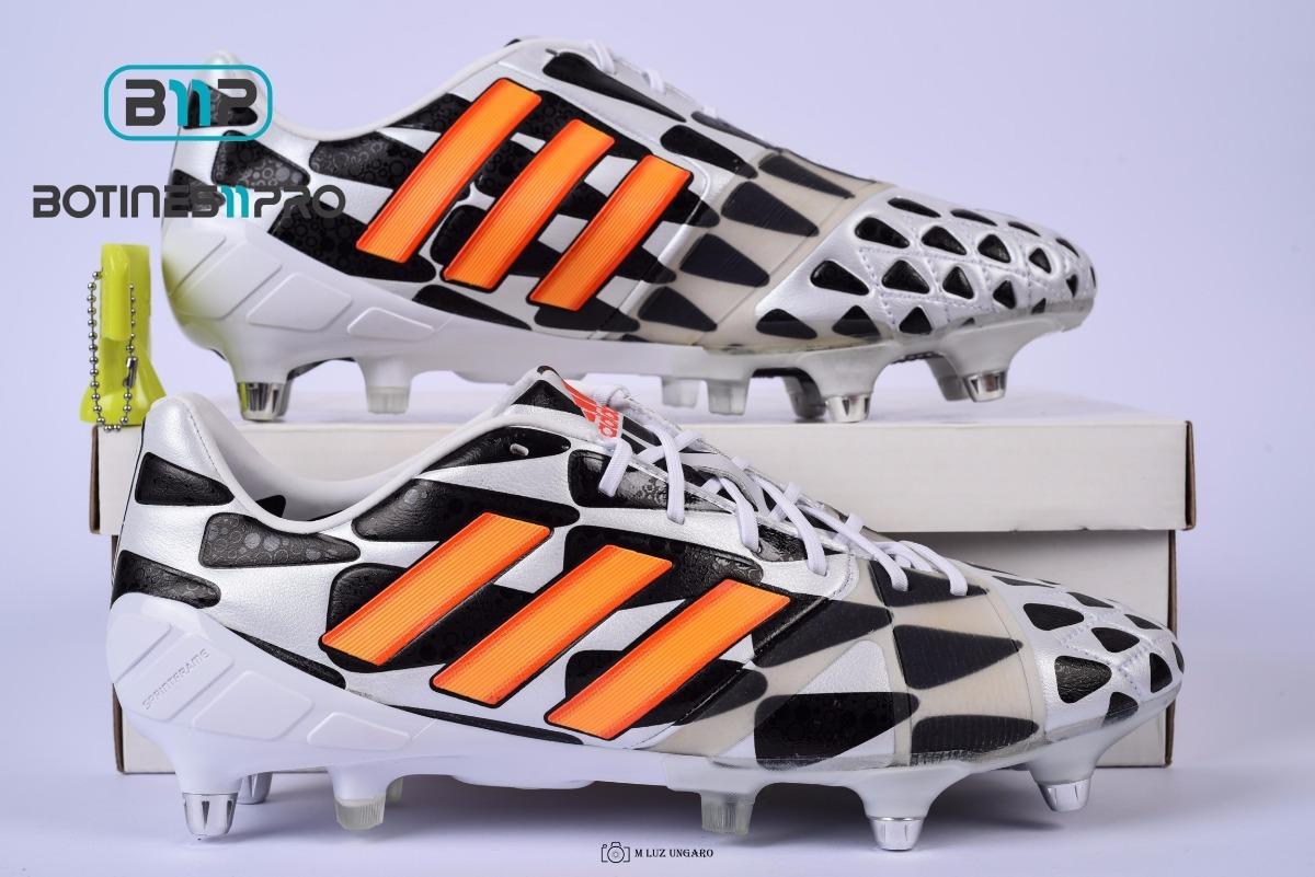 Adidas Nitrocharge 1.0 Battle Pack Mundial 2014 Botas de