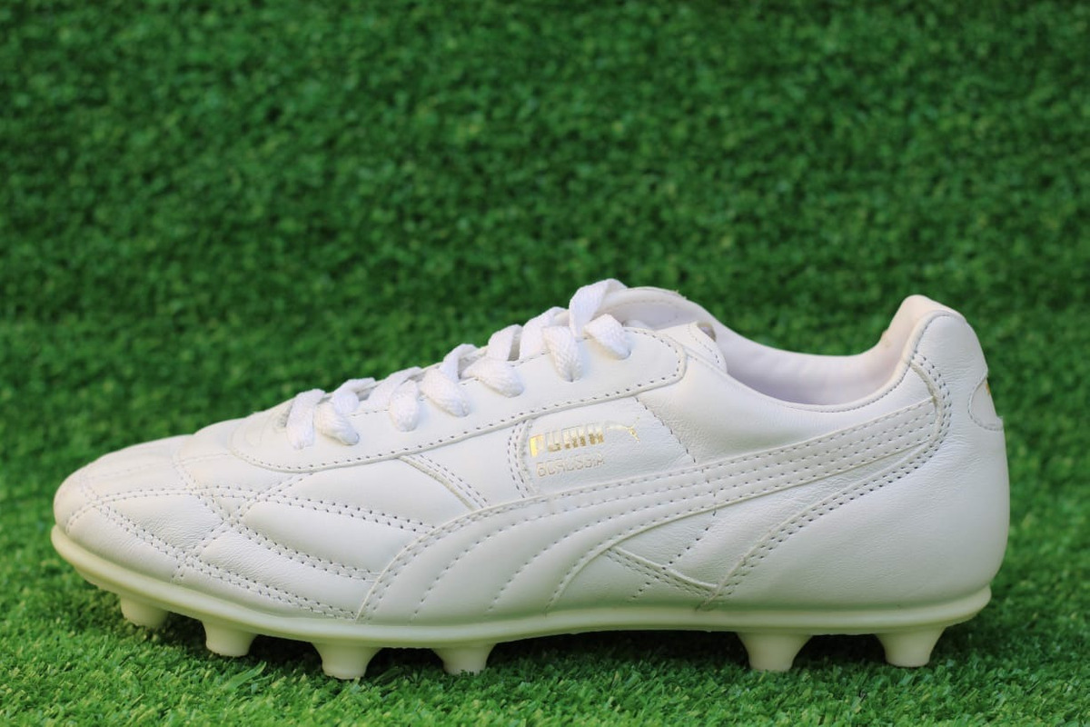17798d146 botines puma borussia classic ifg cuero blanco futbol 11. Cargando zoom.