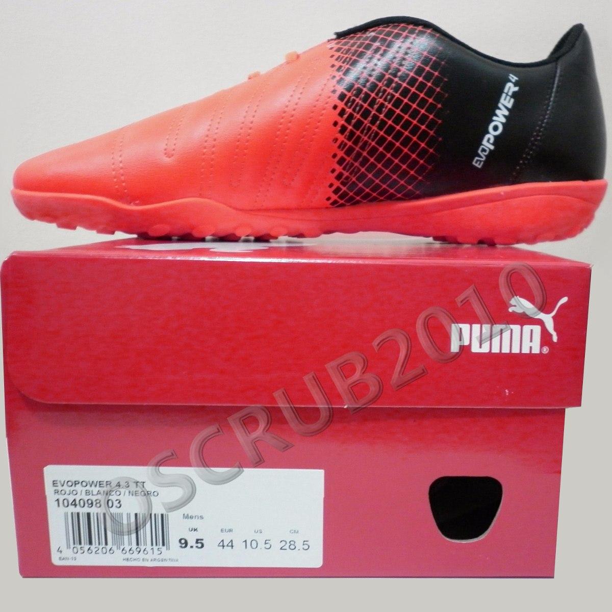 00947b9c Botines Puma Evopower 4.3 Tt Papi Fútbol Oferta! - $ 949,00 en ...