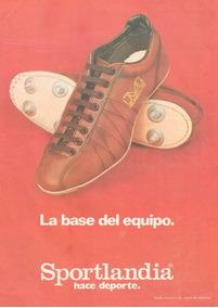 010275cd Botines Sportlandia De Futbol en Mercado Libre Argentina