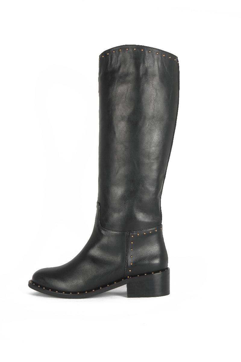 1dfd3ac8 Botines Stivali Fey Cuero Negro - $ 299.900 en Mercado Libre
