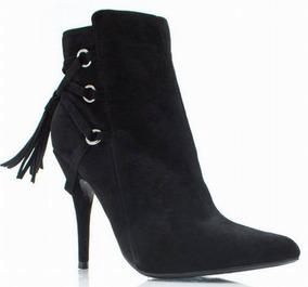 bd15814b Zapatos Suede Blancos Y Punta Negra Importados - Vestuario y Calzado ...
