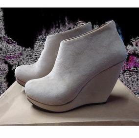 fotos oficiales 37450 642f4 Botines Romulo De Mujer Tacon Corrido - Zapatos en Bogotá ...