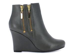 ae9c46680 Hermosos Botines Vaqueros Para Dama Mujer Nine West - Zapatos en ...