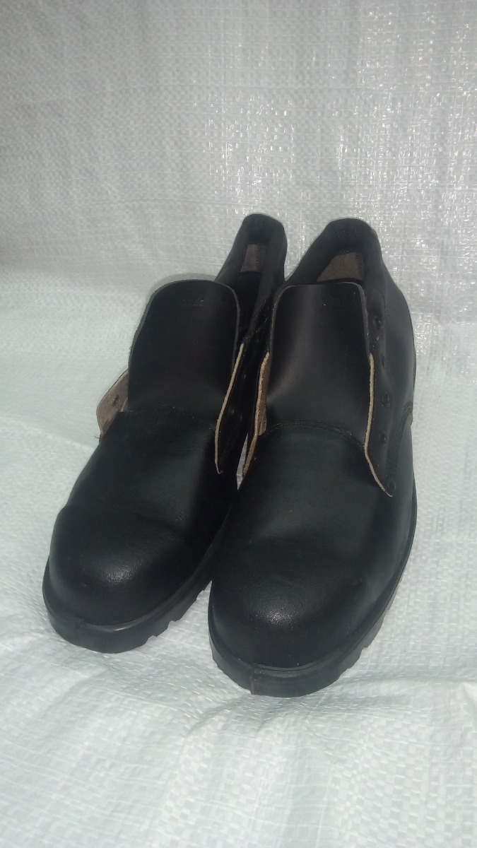 Y Botines Trabajo Zapatos Pvc De Punta Acero Envioscuotas BoerxdCW