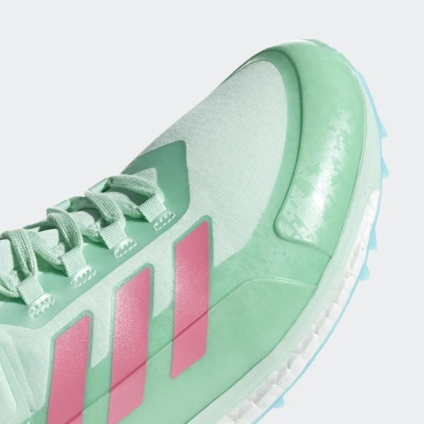Botines Zapatillas adidas Tartaneras Fabela X Mujer Hockey Leonas Profesionales Importados