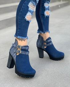 De Botines Dama Zapatilla Zapato Zapato Botines uZPiOXk