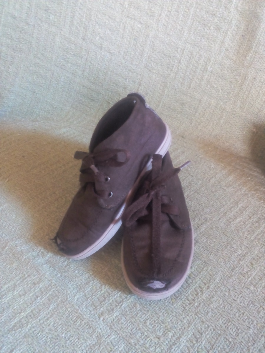 7c493544 Botines Zapatos Para Niño Talla 28 - Bs. 7.000,00 en Mercado Libre