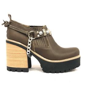 0e65312f5 Botineta Estribos Desmontables Mujer - Zapatos en Mercado Libre ...