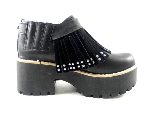 botineta mujer bota