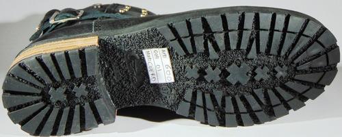 botinetas cuero 100% botas borceguies invierno 2018 art 600