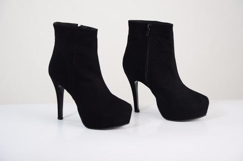 botinetas mujer botas